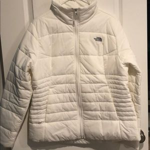 North Face puffer cost